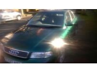 Automatic Audi A4 1.8 Petrol in really nice condition long mot