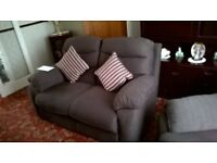 lazy boy two seater sofa and chair
