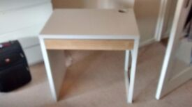 Ikea Desk - brand new, white and sturdy, good for children's room
