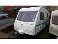 Coachman 2 berth touring caravan