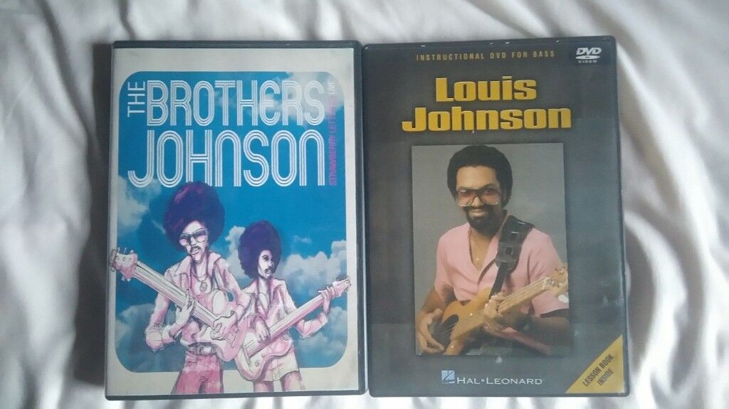 The Brothers Johnson Strawberry Letter 23 Live and Louis Johnson