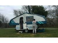 Pennine sterling se folding camper 6 berth