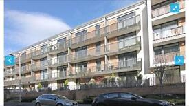 Edinburgh City Executive 1 Bed Apartment with Balcony/Parking Unfurnished