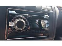 Sony double din stereo
