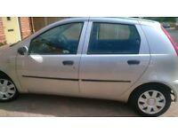 2002 Fiat Punto 1.2 Silver