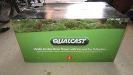 NEW Qualcast 1500W 33cm lawn mower
