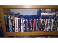 3d blu rays, standard blu rays for sale individually (£6 per item)