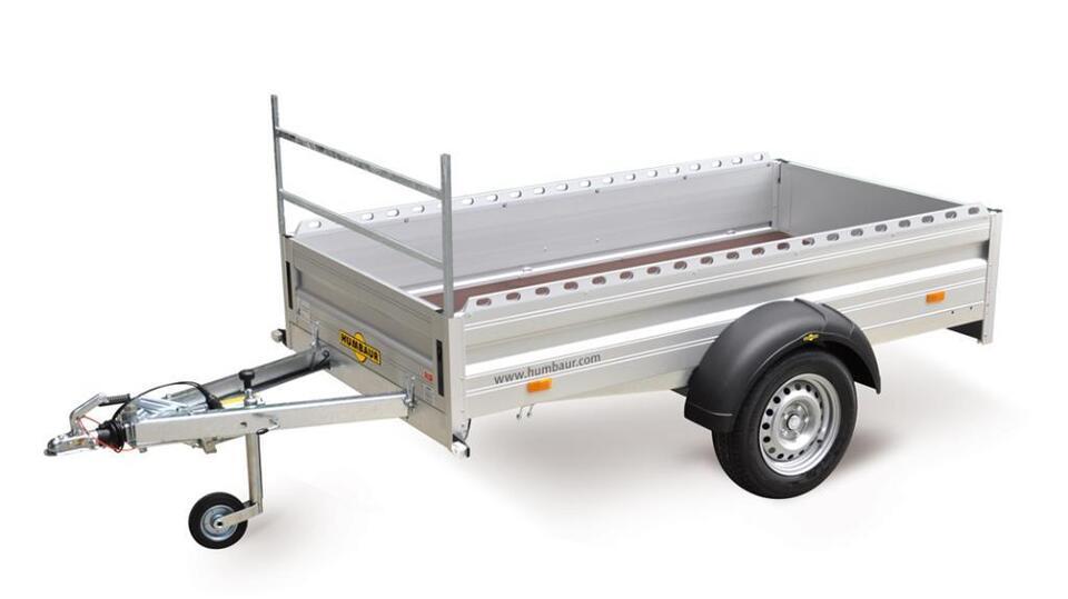 Pkw Anhänger Humbaur HA132513, 1300kg, 2510x1310x350mm, NEU!!! in Pirk