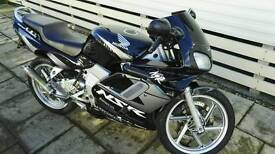 Honda nsr 125 with 180 top end
