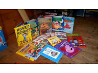 Books: Assorted Children's Books - £12.00 for the lot