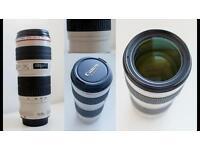 Canon EF 70-200mm F/4 L USM Lens for sale