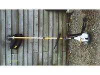 Ryobi 2 stroke strimmer * used once only*