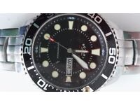 ROTARY mens divers watch