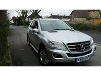 2009 Mercedes ML 320 CDI 4matic excellent condition very low mileage