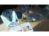 Thermomix TM31, excellent condition, with spare mixing bowl + recipe book