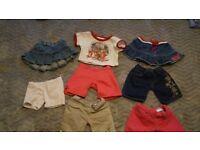 BUILD A BEAR Clothes Bundle Set