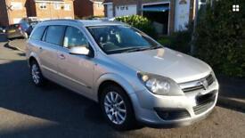 Vauxhall Astra 1.9cdti 120bhp estate superb condition
