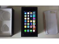 iPhone 7 Plus 128GB Jet Black with Case