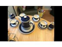 Vintage Saphir tea full set