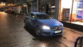 Mercedes A180D AMG Sports Automatic