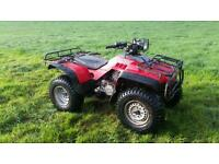 trx 350 honda 4x4 for sale in good condition