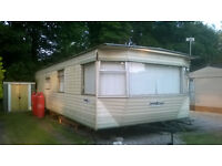 Static Caravan Carnaby Realm 28 foot by 12 Foot Two Bedrooms. Off Site Sale Only