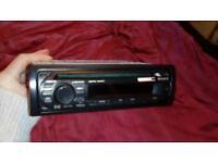 Sony xplod car mp3 aux CD player