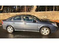 VAUXHALL VECTRA EXCLUSIVE 1.8L (2008) year mot,