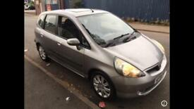 """HONDA,JAZZ,SE,1339cc,81BHP,5DR,MANUAL,2006(56),GREY"""