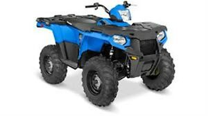 2016 polaris Sportsman 450 High Output