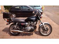 1979 GS 850, new MOT ready to ride