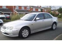2004 Diesel Rover 75 Connoisseur edition