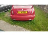 MG ZS 180 ROVER