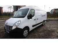2011 Renault Master 2.3 Dci 6 Speed 96k Miles Long MOT Service History Top Specs