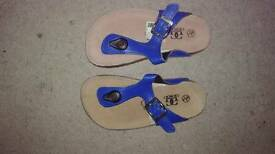 New* birkenstock slippers (unisex)