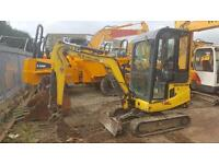 NEW HOLLAND E18 1.8T EXCAVATOR 2012 (Price Inc Vat)Nearest Offer