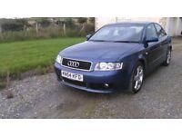 2004 AUDI A4 1.9 TDI SPORT