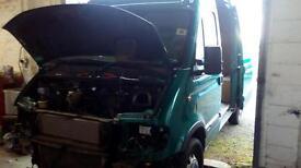 Vauxhall movano 2.5dti / master 2.5dci G9U BREAKING