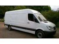 2013 1 owner fsh Mercedes sprinter LWB