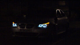 2004 BMW E60 525D 89K Saloon Silver Automatic