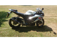 For sale Suzuki motorbike GSXR 750