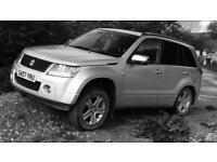 Suzuki Grand Vitara spairs or repairs