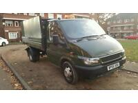 Low Low milage 54.350 Ford Transit Tipper 90 350 55 plate