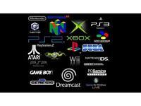 Looking for games & consoles! Sega, Nintendo