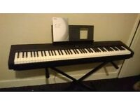 Yamaha P45 Digital Piano + Accessories