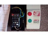 Electric Motor Starter DOL Direct Online Starter switch