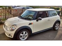 2009 Mini One 1.4 95bhp Pepper Pack, MOT March 2019, Full Service History