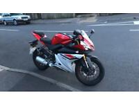Yamaha yzf r125 LOW MILAGE ABS 2015 open to offers 125cc