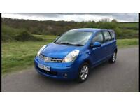 Nissan note acents 1.4 petrol 12 month mot •• excellent condition in & out