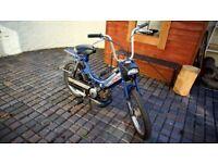 Honda PA50-Project moped -1983-Vintage
